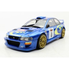Subaru Impreza S4 WRC 2nd Place San Remo 1998 (Pre-order)