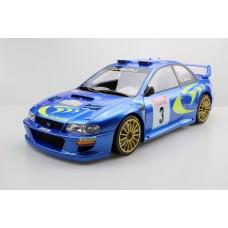 Subaru S4 WRC 1998 Tour De Corse (Pre-order)
