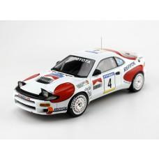 Toyota Celica Winner Catalunya Rally 1992 (Pre-order)