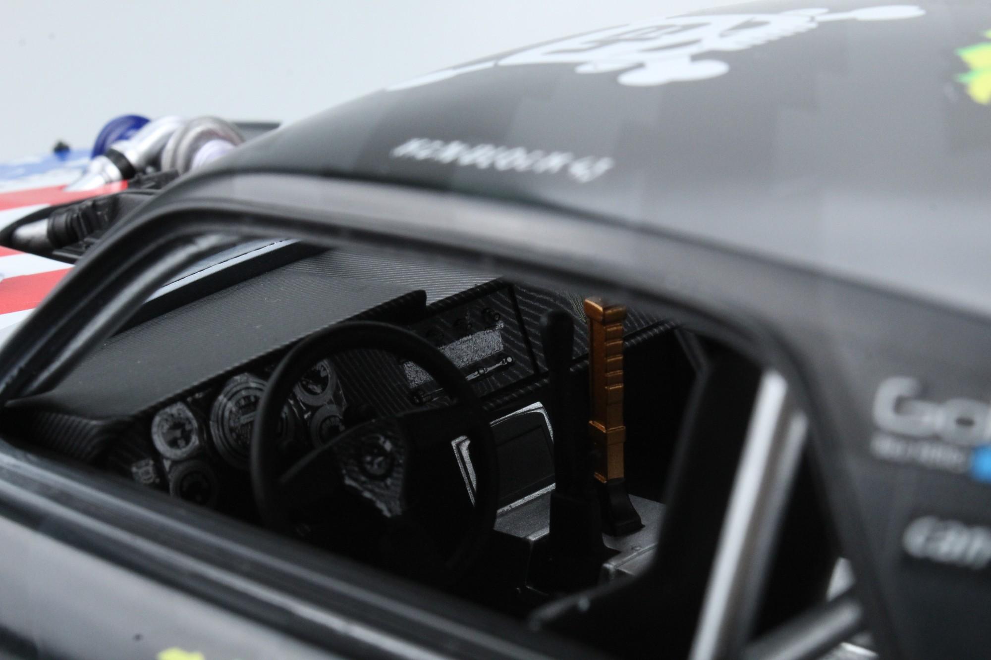 Hoonigan Mustang V2