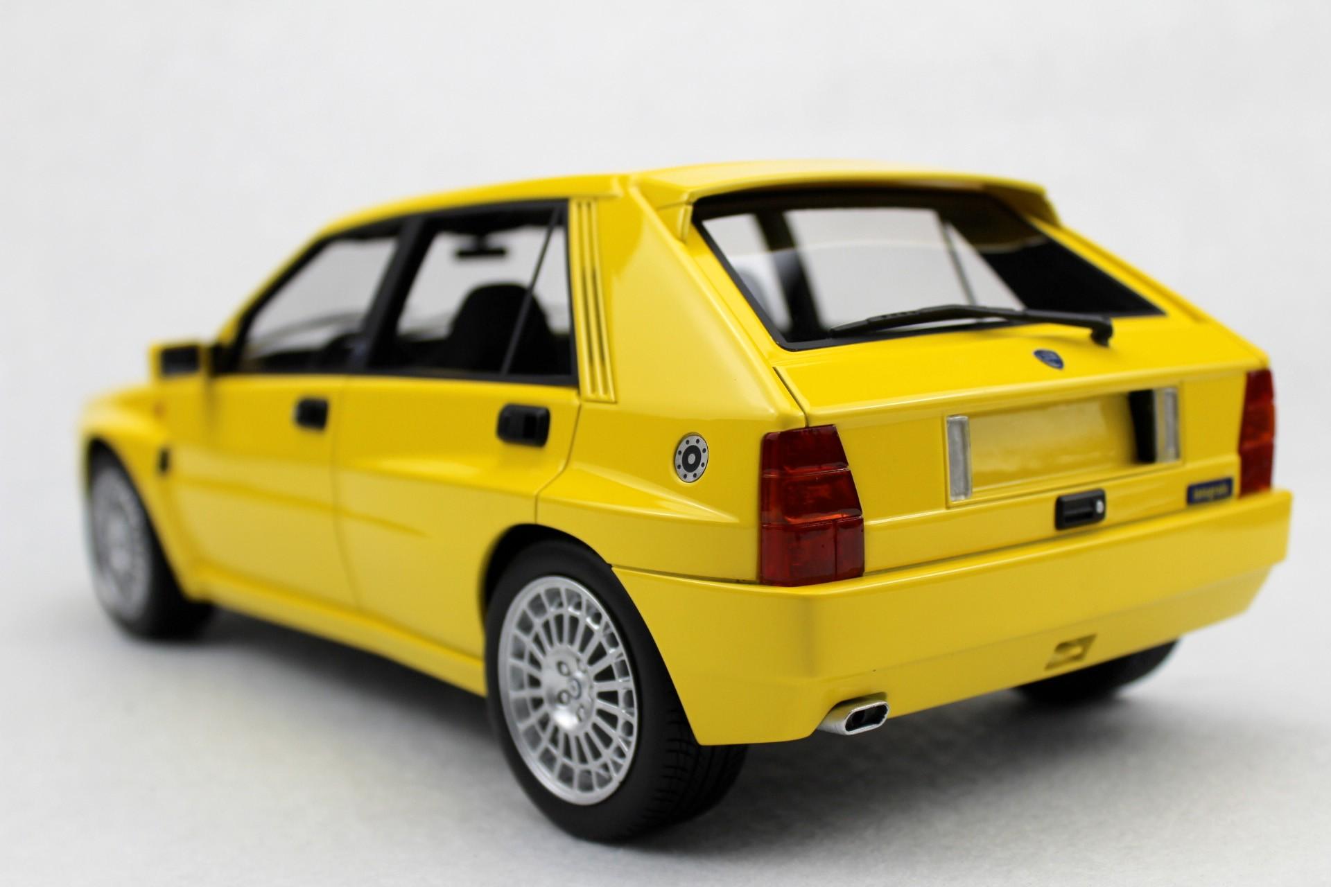 Top Marques Collectibles Lancia Delta Integrale Evolution