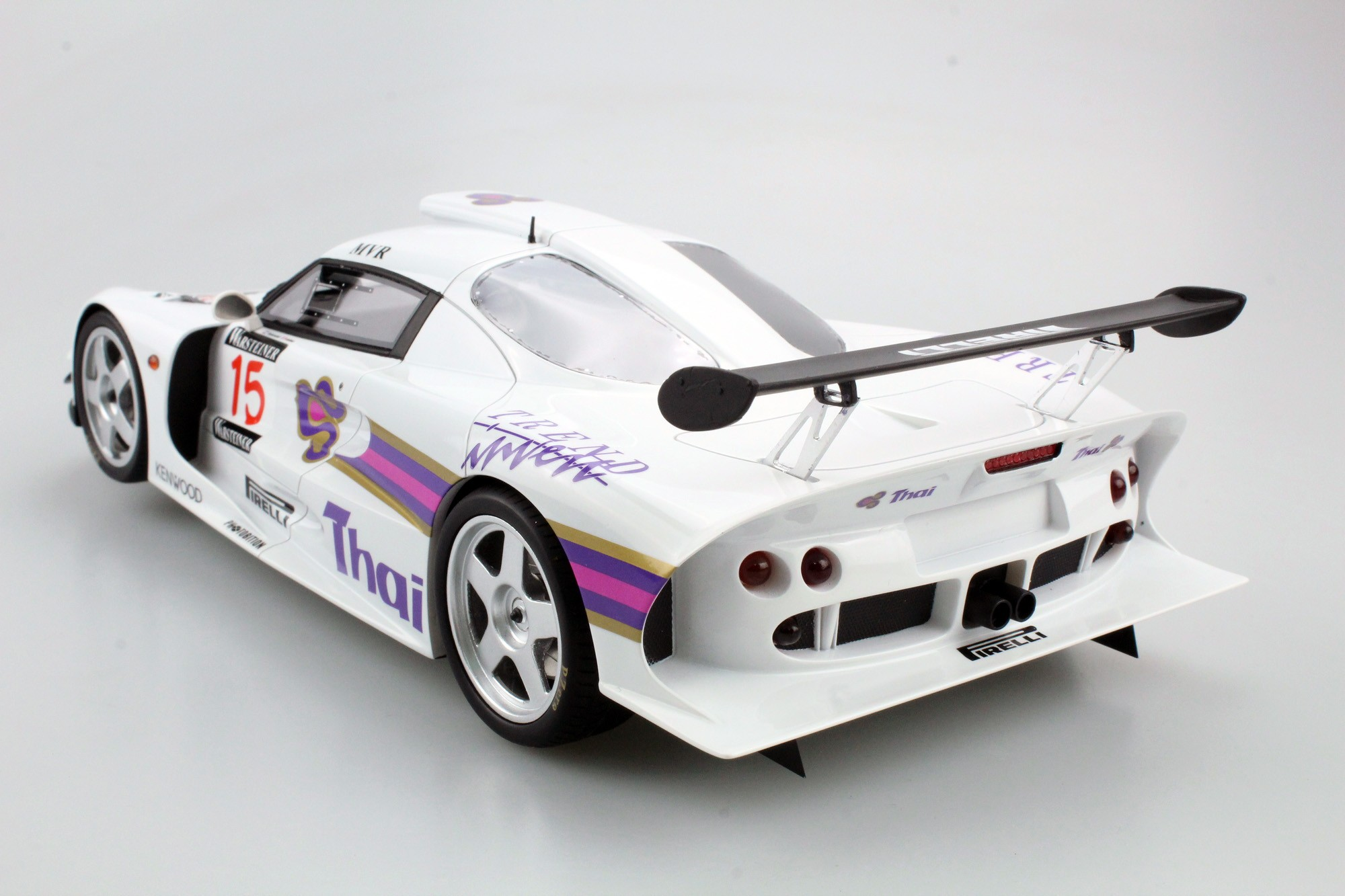 Top Marques Collectibles Lotus Elise Gt1 Thai Racing Pre