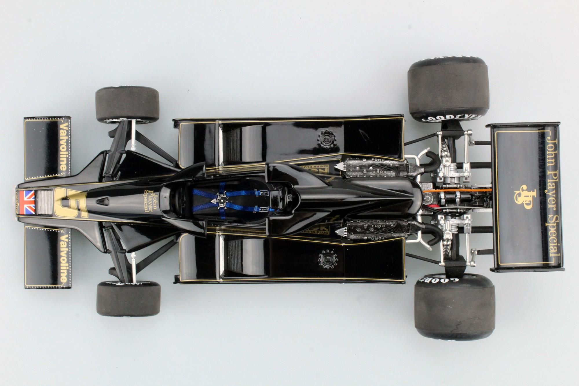 Lotus 78 GP07A GP Replicas 1:18 GP 1977 Mario Andretti