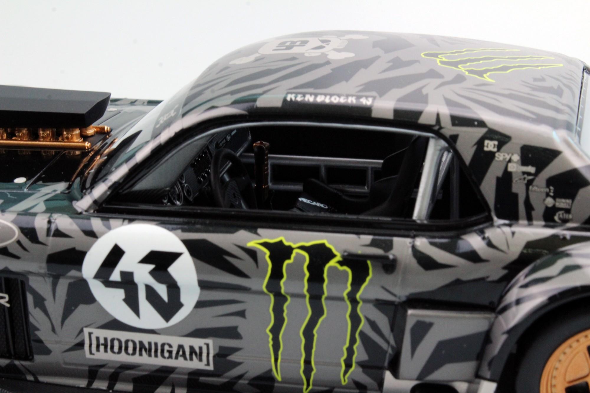 Hoonigan Mustang Toy