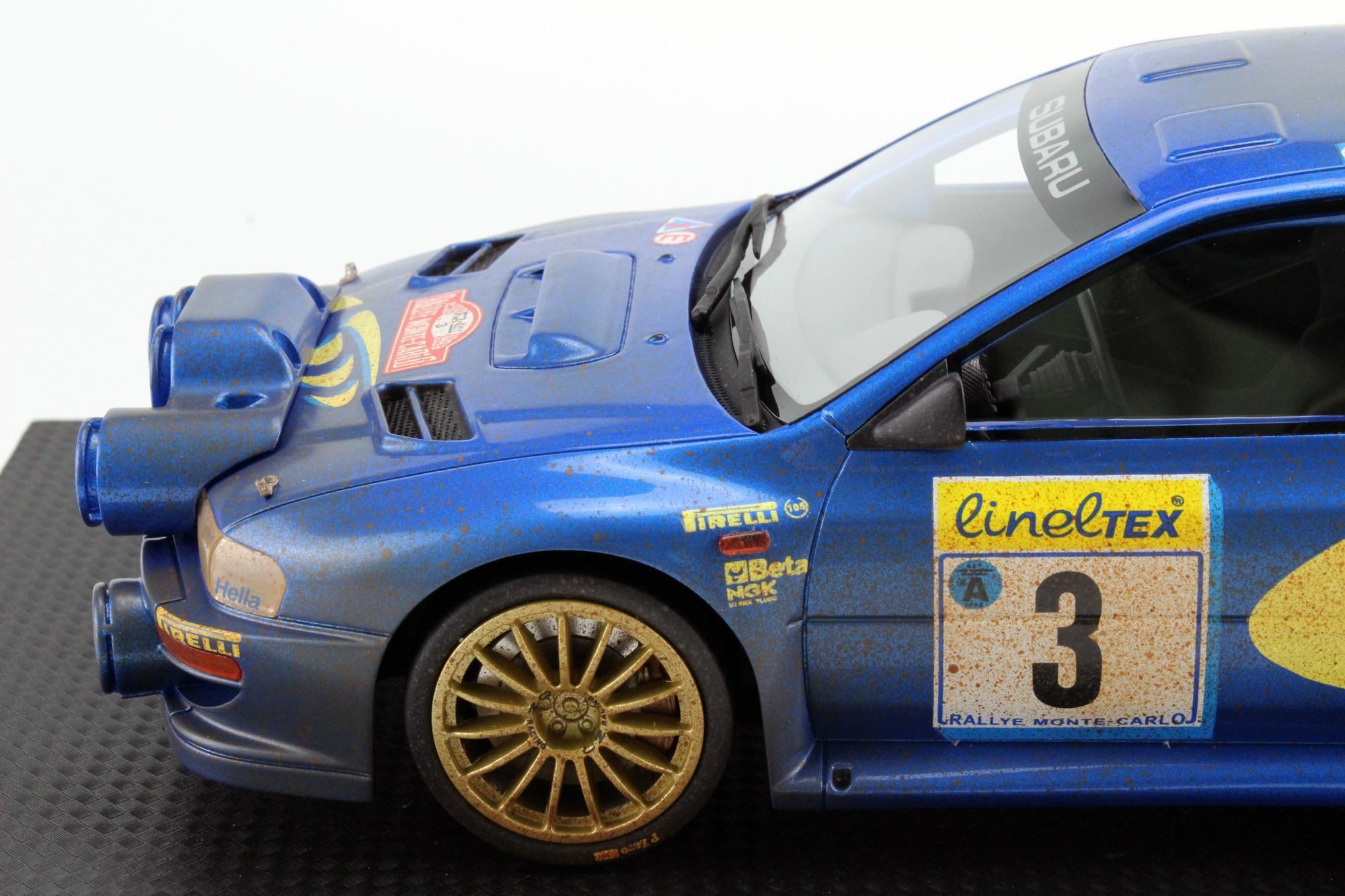 Subaru Impreza S Wrc Mc Rally Dirty Web