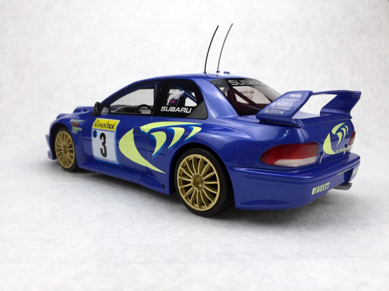 Subaru Impreza S Wrc Mcrae