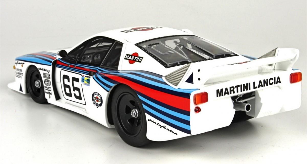 Top Marques Collectibles Lancia Beta Montecarlo 24h Le