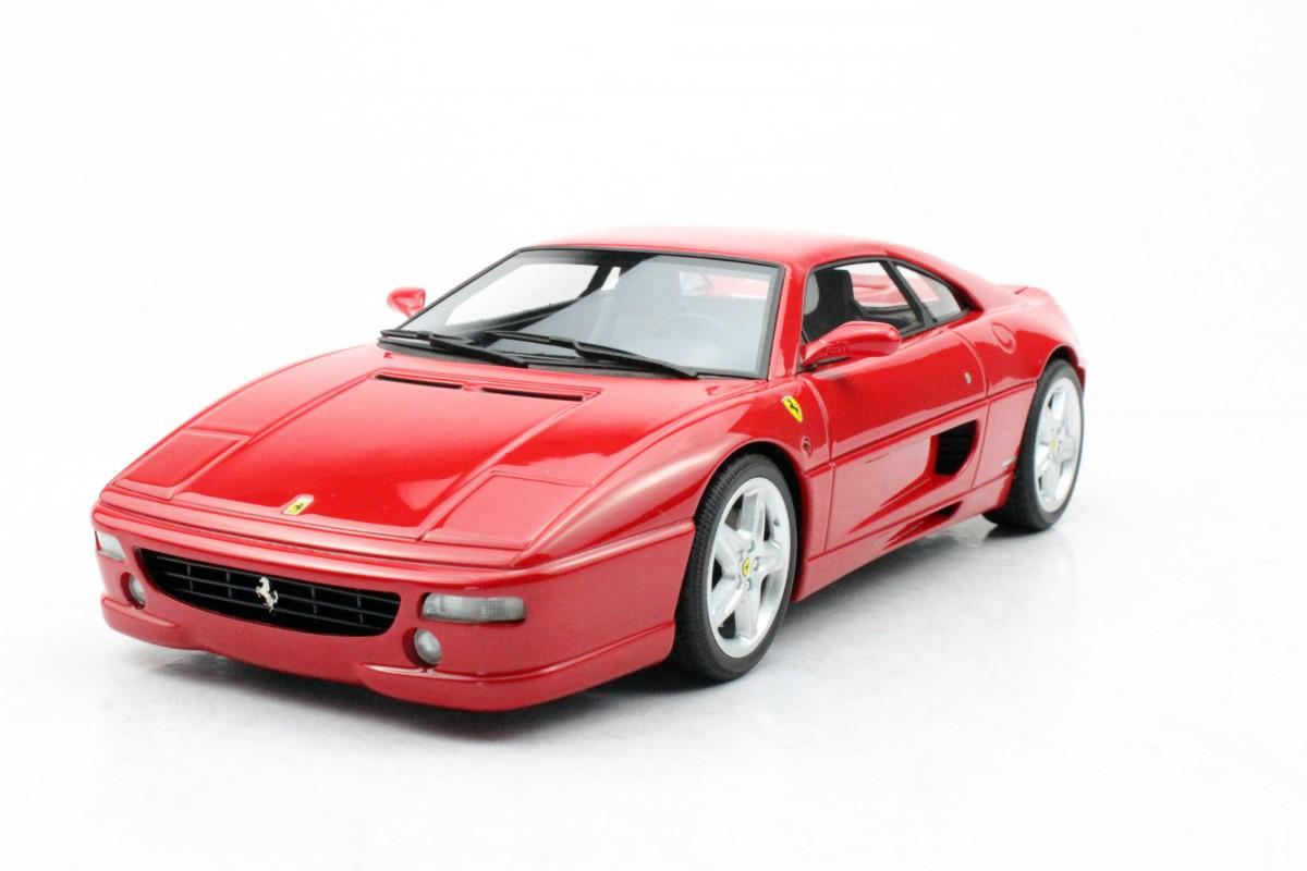 Top Marques Collectibles Ferrari F355 Berlinetta 1 18 Rot Top96a