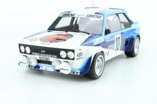 Fiat 131 Abarth 1980 Rally Montecarlo Winner