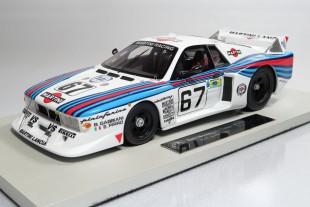 Lancia Beta Montecarlo 24h Le Mans 1981 #67