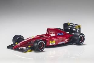 Ferrari F92A 1992 Jean Alesi (Pre-order)