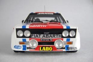Fiat 131 Abarth 1977 San Remo Winner