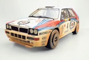 Lancia Delta MC Winner 1992 dirty