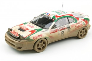 Toyota Celica San Remo 1994 dirty version
