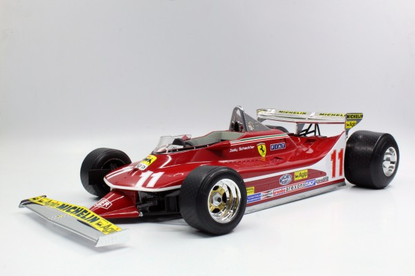 312 T4 Jody Scheckter Short Tail