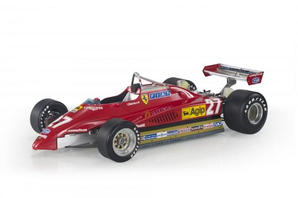 Ferrari 126 C2 1982 GP Italy Villeneuve