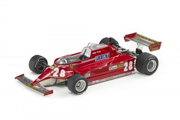 Ferrari 126 CK 1981 Pironi (Pre-order)