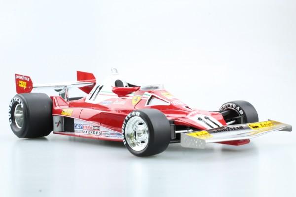 312 T2 1977 Niki Lauda World Champion
