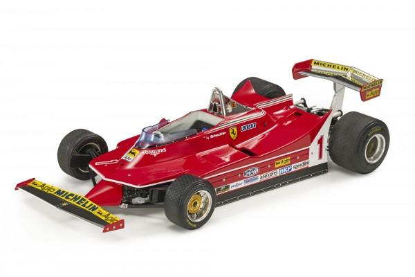 Ferrari 312 T5 1980 Scheckter (Pre-order)