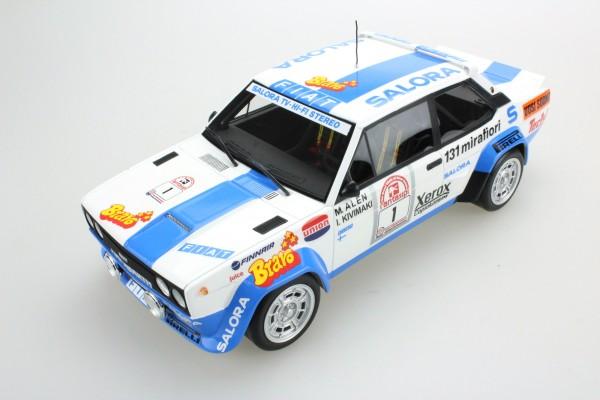 Fiat 131 Abarth Winner 1000 Lakes 1980