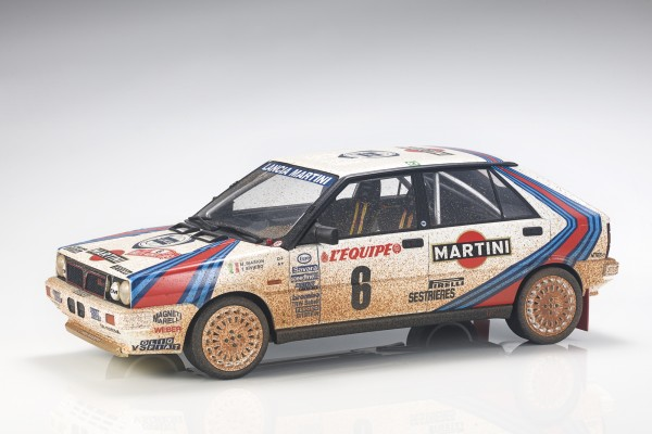 Lancia Delta 4WD 1987 MC Winner Dirty