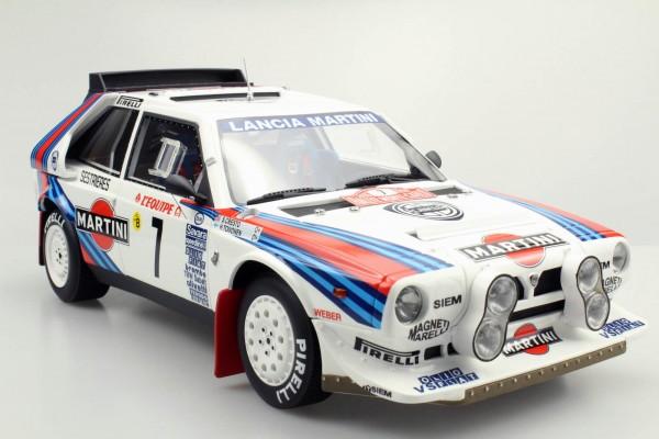 Lancia Delta S4 1986 Montecarlo Winner