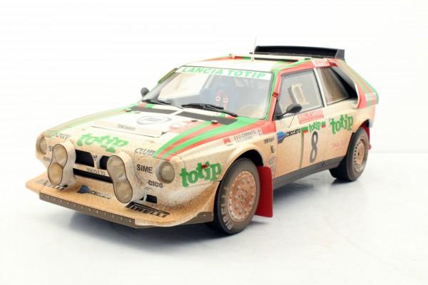 Lancia Delta S4 1986 San Remo totip dirty version