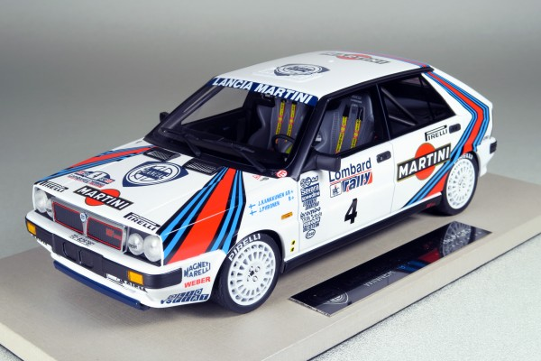 Lancia RAC Rally Winner 1987