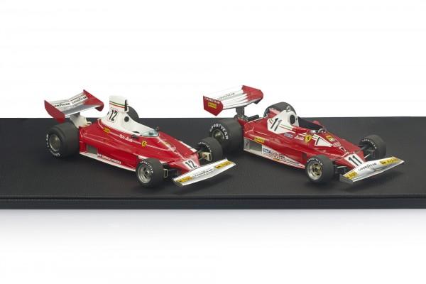 Niki Lauda World Champion Set (Pre-order)