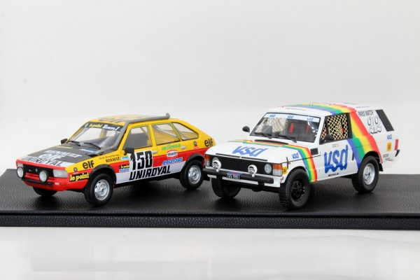 1981/1982 Paris Dakar Winners