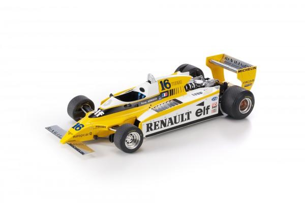 Renault RE20 Turbo Arnoux (Pre-order)