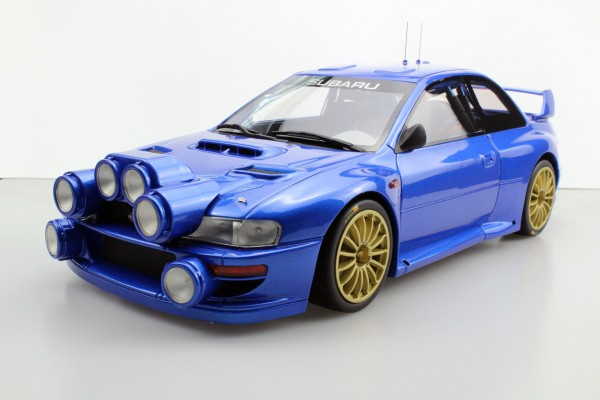 "Subaru S4 WRC MC Rally 1998 ""Ready to race"""