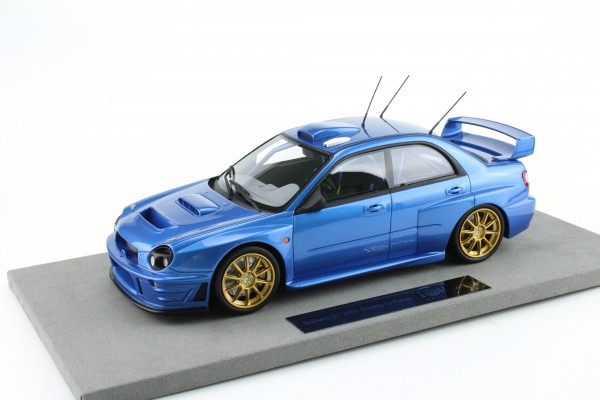 Subaru Impreza S7 555 WRT without decals