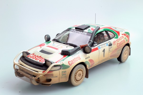 Toyota Celica Winner Safari 1993 Dirty version