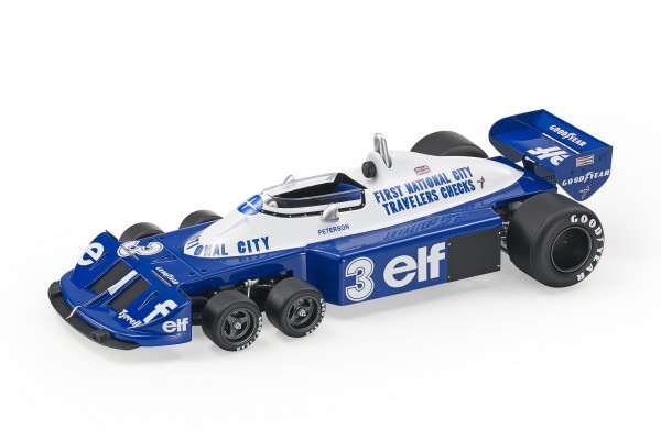 Tyrell P34 1977 Peterson (Pre-order)