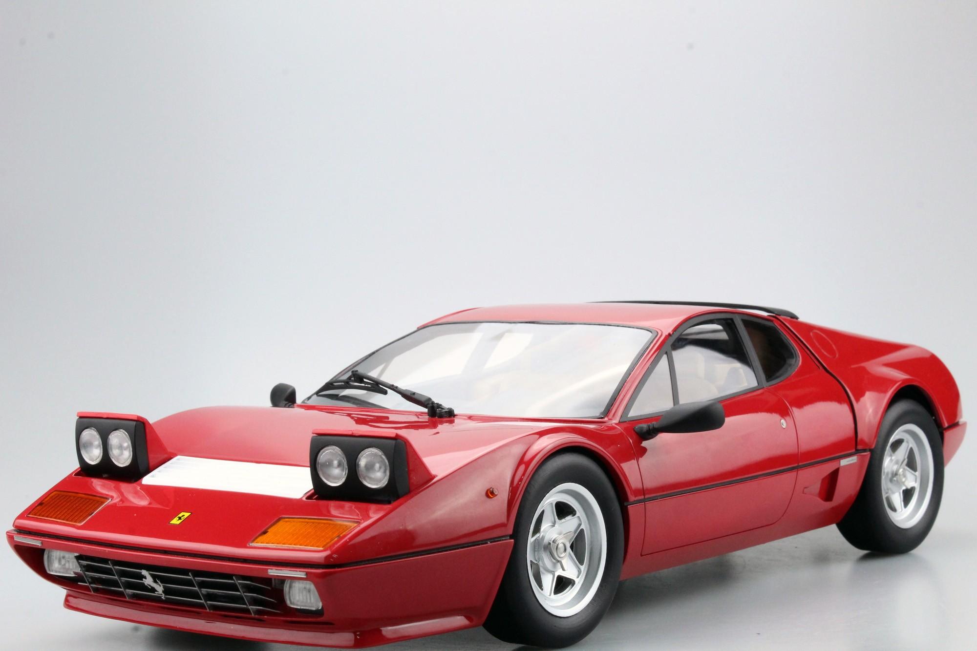Top Marques Collectibles Ferrari 512 Bbi 1 12 Rot Tm12 09a
