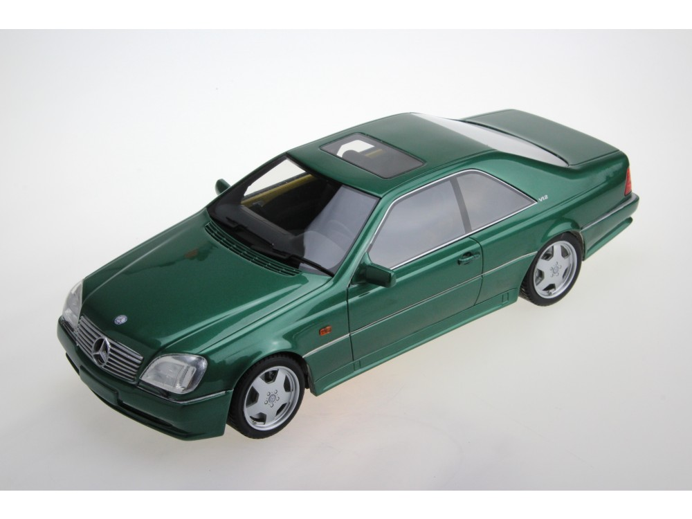 AMG Mercedes CL 600 7.0 (Pre-order)