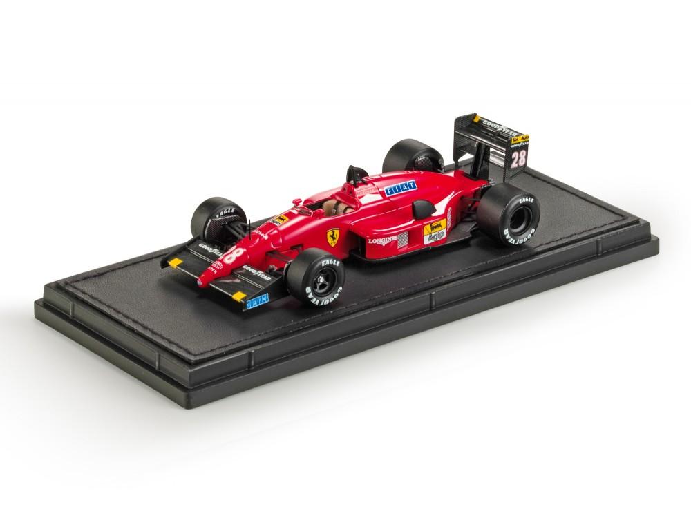 Ferrari F1 87/88C Berger (Pre-order)