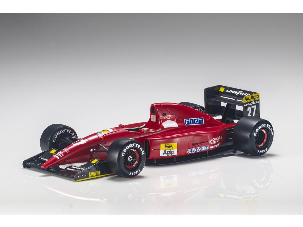 Ferrari F92A 1992 Jean Alesi