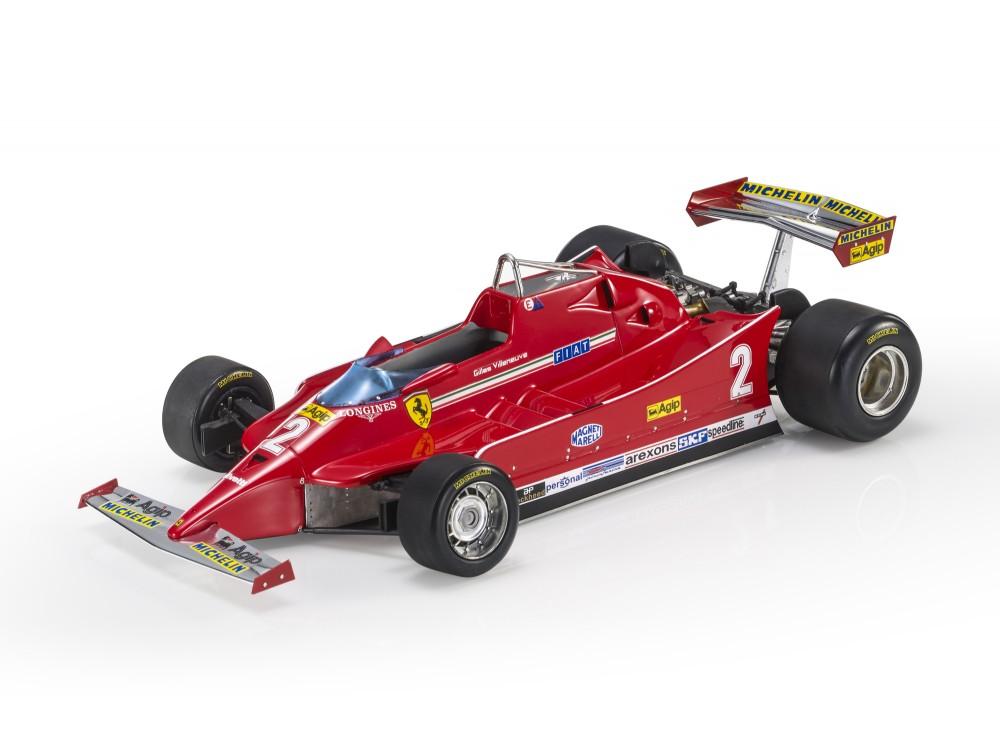 Ferrari 126C Villeneuve (Pre-order)