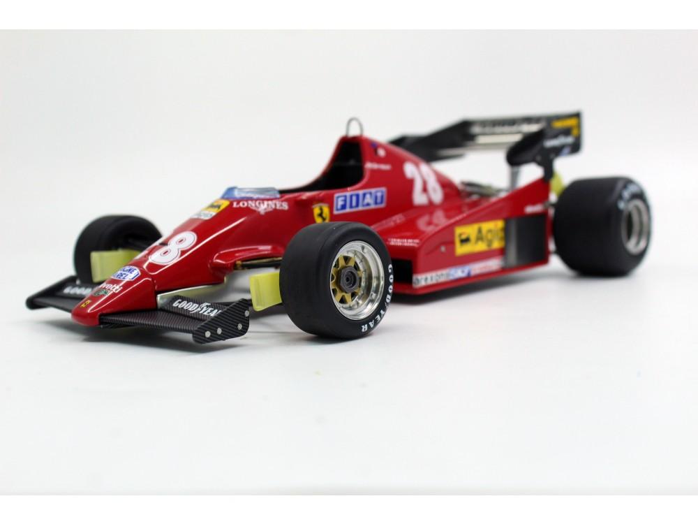 Ferrari 126 C2B 1983 Arnoux