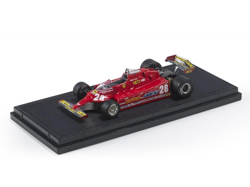 Ferrari 126 CX Pironi (Pre-order)