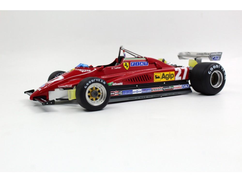 Ferrari 126 C2 Tambay (Pre-order)