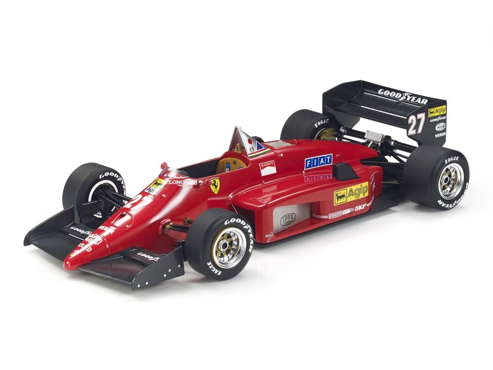 Ferrari 156-85 Alboreto (Pre-order)