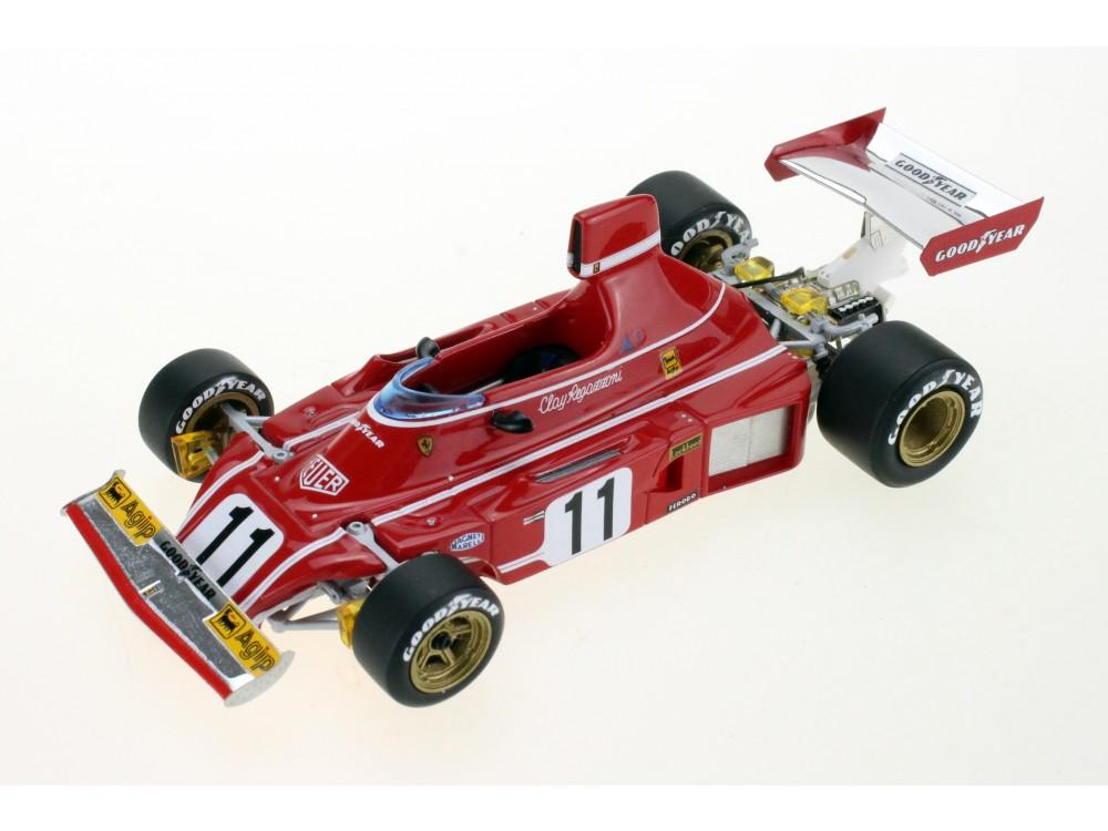 Ferrari 312 B3 1974 Clay Regazzoni (Pre-order)