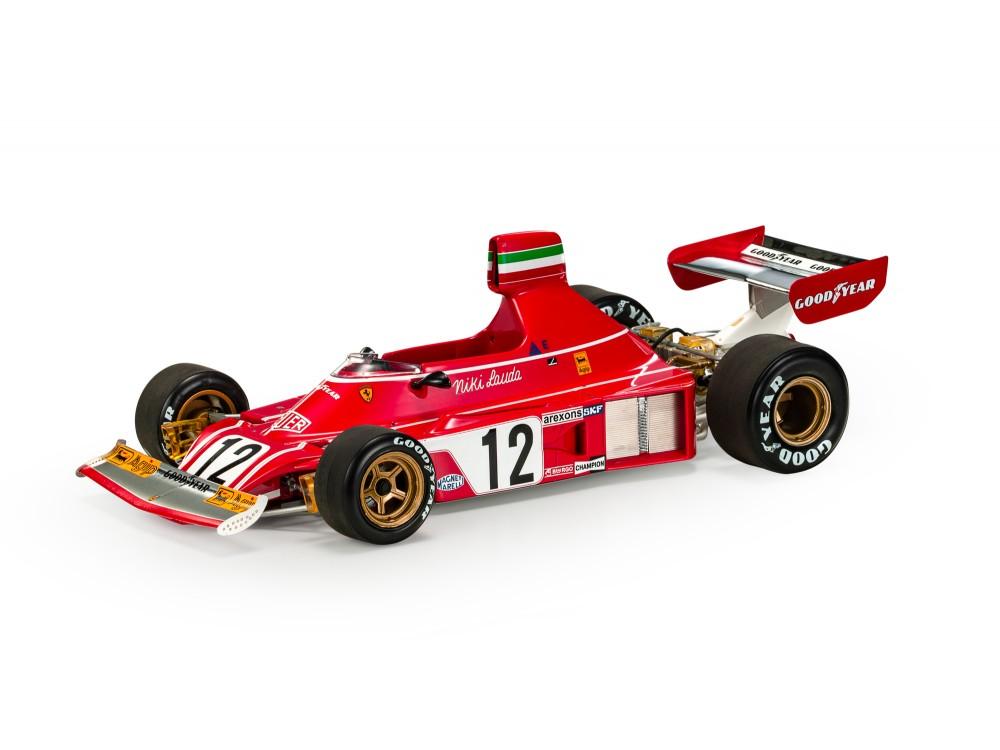 Ferrari 312 B3 Niki Lauda 1975 (Pre-order)