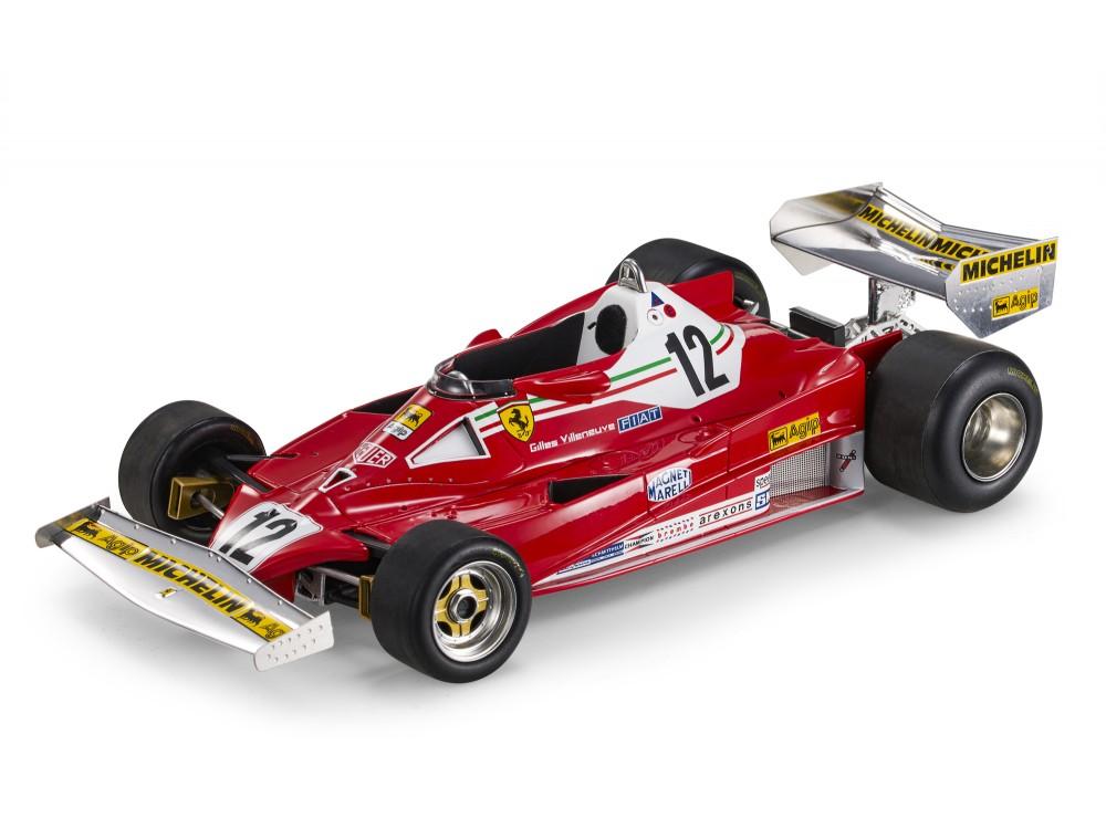 Ferrari 312 T2 1978 Villeneuve (Pre-order)