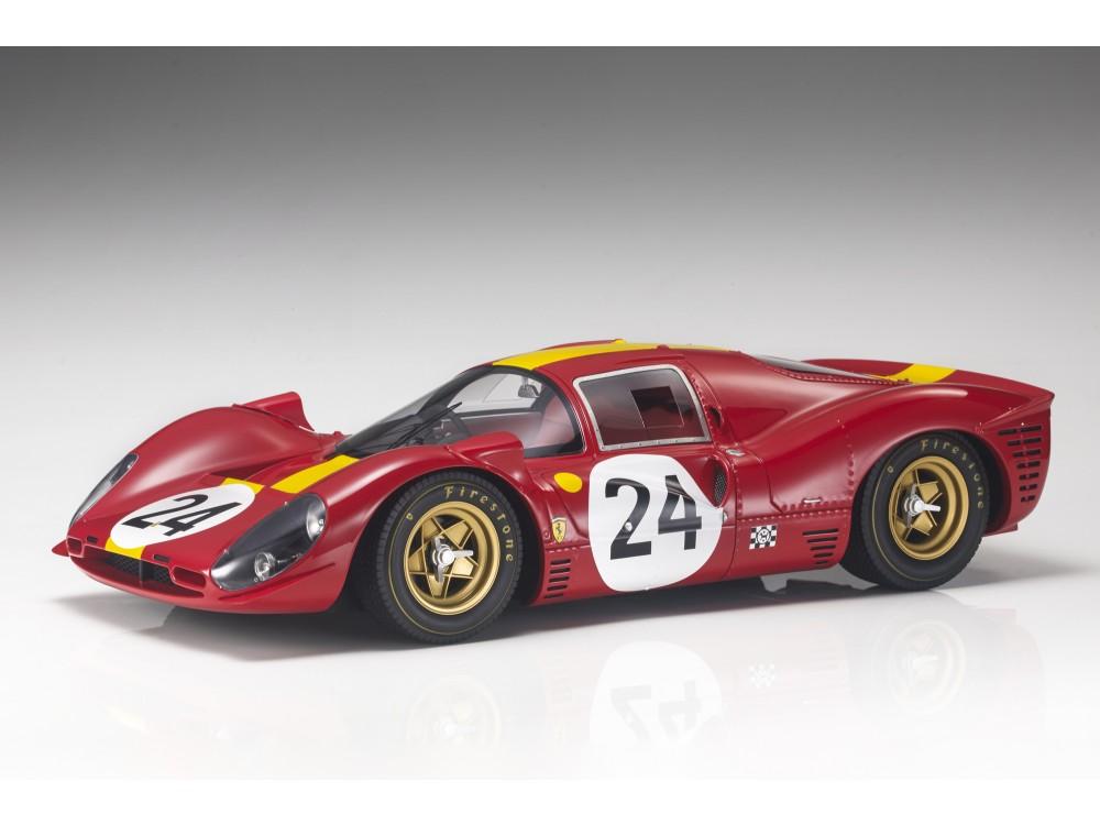 Ferrari 330P4 3rd Le Mans 1967 (Pre-order)