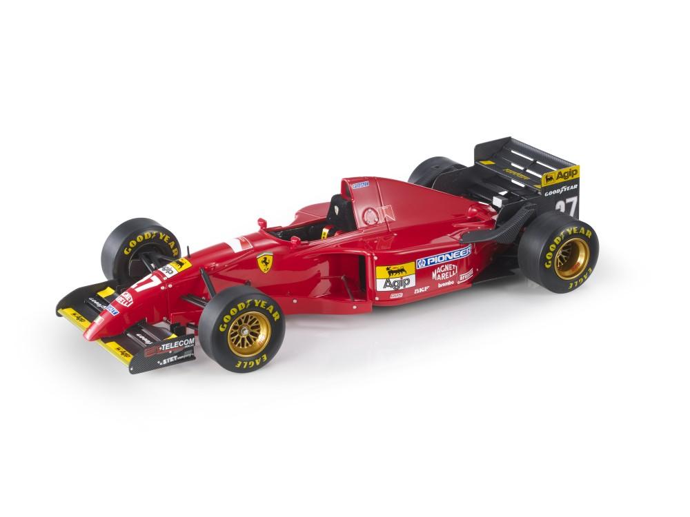 Ferrari 412 T2 1995 Alesi (Pre-order)