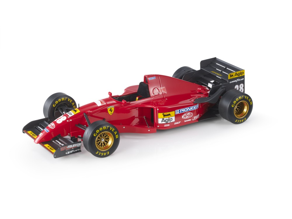 Ferrari 412 T2 1995 Berger